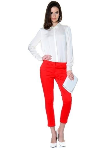 Beymen Studio Pantolon Kırmızı